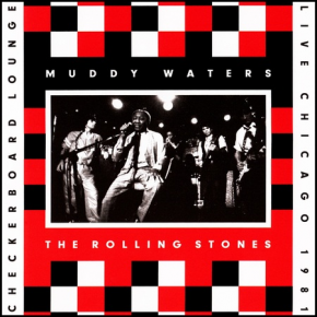 Muddy Waters & The Rolling Stones - Live