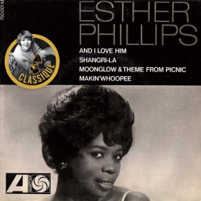 Esther Philips - And I know Him (1965)