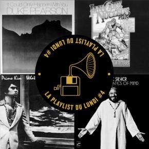 La playlist du Lundi #4 – Spécial Rhodes