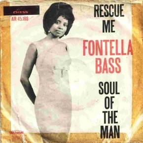 Fontella Bass - Rescue Me (Shindig 1965)