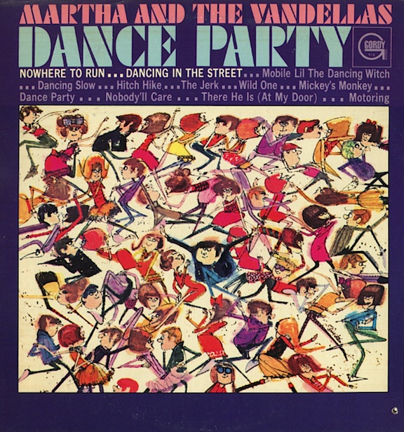 Martha & Vandellas - Dance Party