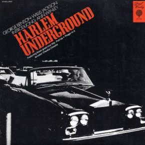 Harlem Underground Band - Harlem Underground (1976)