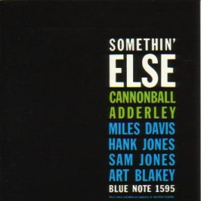 Cannonball Adderley - Somethin' Else (1958)