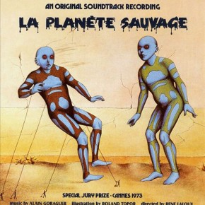 Alain Goraguer - La Planète Sauvage