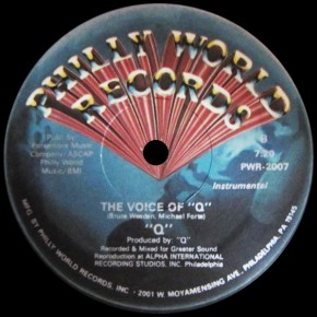 Friday Kitsch Cool #1 : Q - The Voice of Q