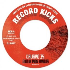 Calibro 35 - Giulia Mon Amour