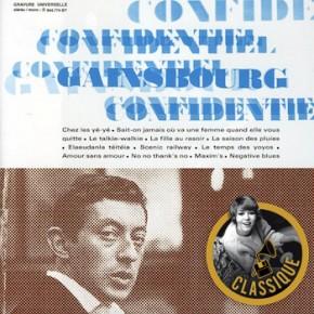 Serge Gainsbourg - Confidentiel (1963)