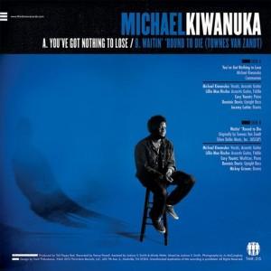 Michael Kiwanuka couv