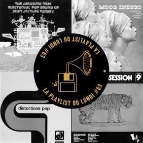 La Playlist du Lundi #63 –  Strange Circuit: Library Electronics & Weird Grooves