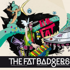 The Fat Badgers - The FAT EP