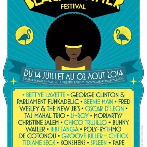 Black Summer Festival du Cabaret Sauvage