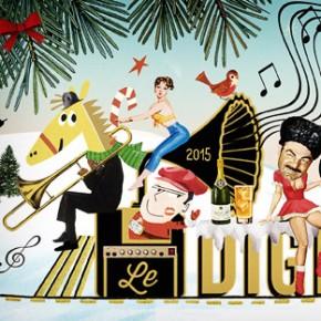 Notre liste de Noël 2014 !