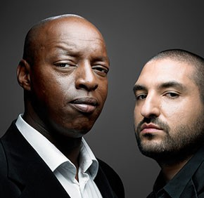 Ibrahim Maalouf & Oxmo Puccino - Au Pays D'Alice…