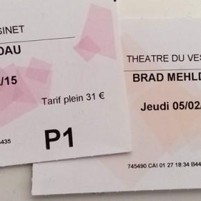 Brad Mehldau - Live au théâtre du Vesinet (92)