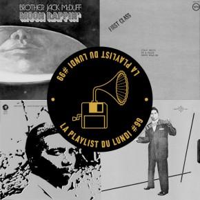 La Playlist du Lundi #99 – Nasty Organ Funk!