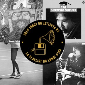 La Playlist du Lundi #103 – Jazzin' 24 - Back in Japan