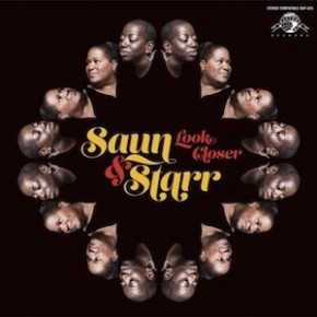 Saun & Starr - Look Closer (2015)