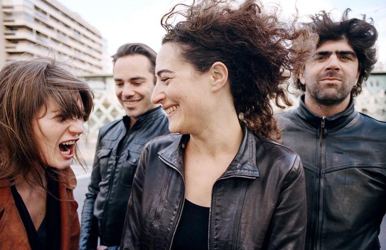 Airelle-Besson-quartet@Sylvain-Gripoix