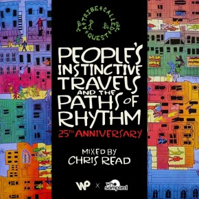 A Tribe Called Quest - People's Instinctive Travels & the Paths of Rhythm 25th Anniversary Mixtape