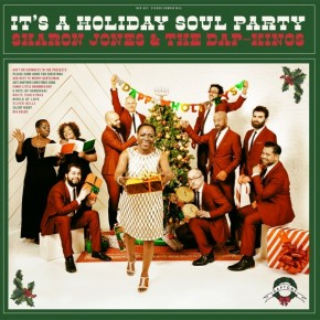Sharon Jones - It's A Holiday Soul Party (2015)